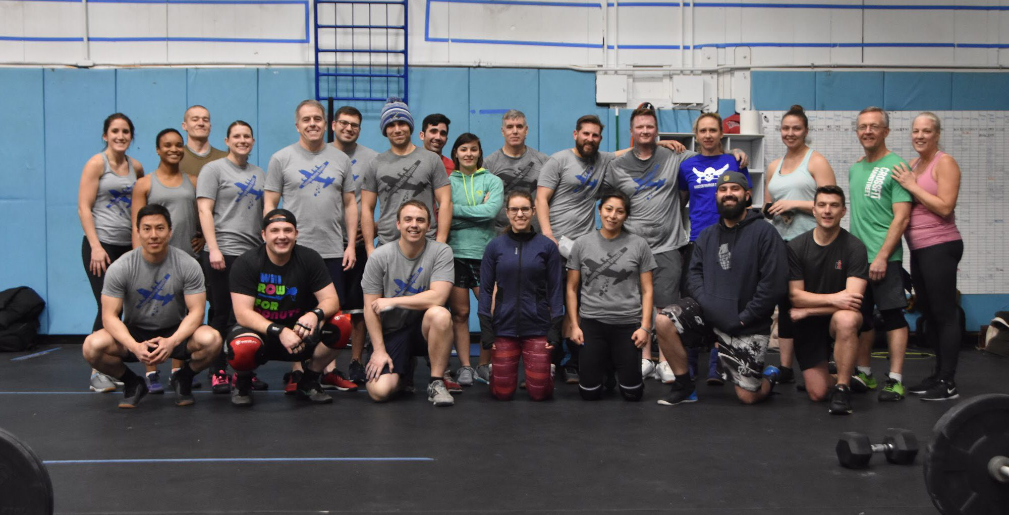 Hanscom Warrior CrossFit